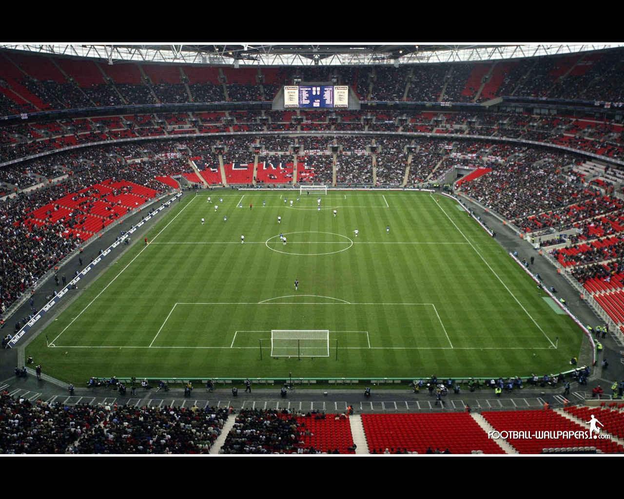 تصاویرورزشگاه ومبلی Wembley